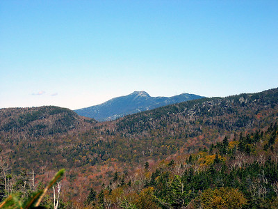 Mt. Mansfield from Harrington\'s View