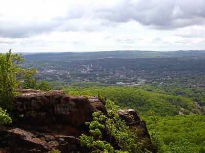 View of Meriden