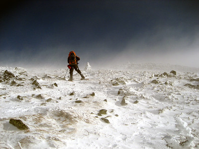 ** Mt. Adams winter hike: Feb. 24**