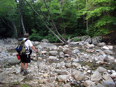 Our 650th brook crossing