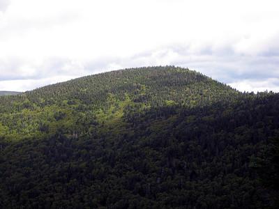 Scaur Peak, a 3K for a future hike
