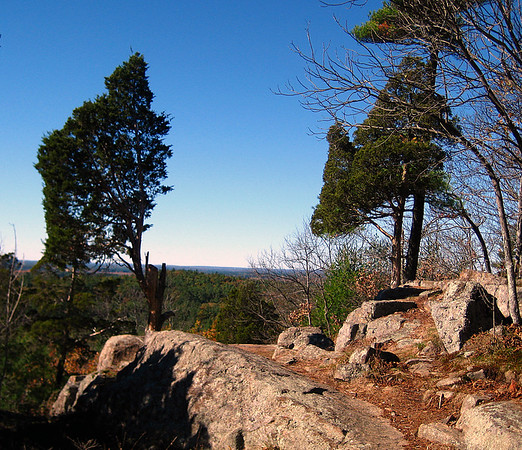 Warner Trail, day 1: Oct. 28