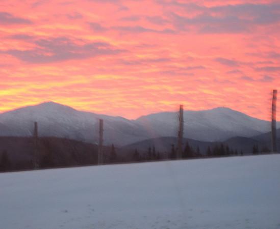 Wildcats winter hike: Jan 27