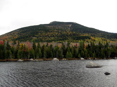 South Turner from Sandy Pond