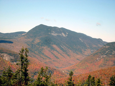 Cohos Trail backpack: Notchland to Mt. Clinton Road