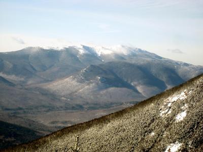 Franconia Ridge and Owl's Head