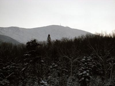 Mt. Washington from Marshfield Station