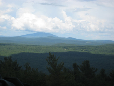 Metacomet-Monadnock Trail, hike 7: Gulf Rd to Route 78