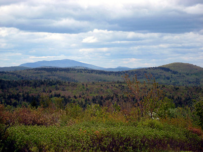 View of Monadnock from Jackson Hill