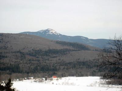 Mt. Katherine winter hike