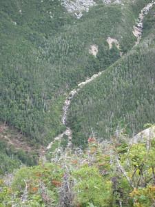 Waterfall in the Klondike