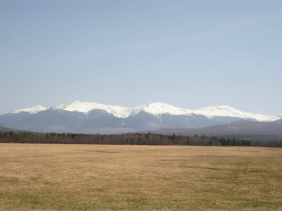 Northern Presidentials, this time from Route 115A