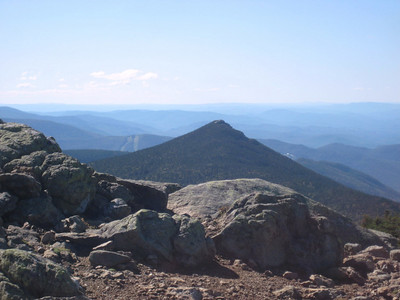 Liberty from the summit of Little Haystack