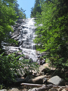 Arethusa Falls -- it was crowded as you'd expect