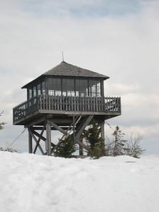 Kearsarge North firetower