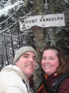 Atop Mt. Randolph
