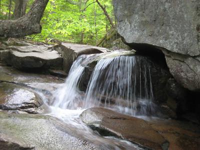 Little waterfall in Stony Brook