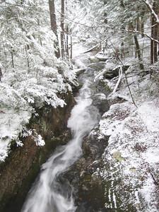 Flume in Stony Brook