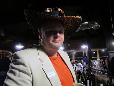 Miami Steve adds a festive hat