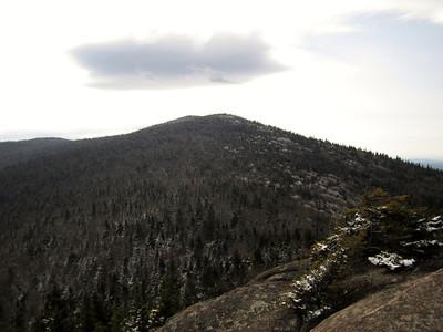 Looking back at Mt. Martha