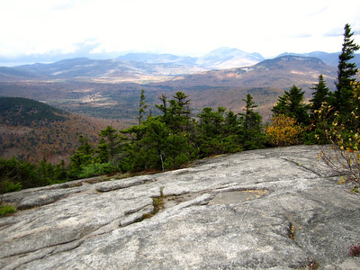 Summit ledge