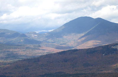 View of Carrigain from the summit