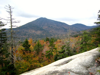 View of Passaconaway from the ledges