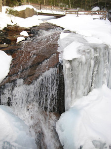 Top of Avalanche Falls