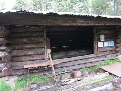 Perkins Notch Shelter