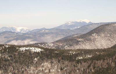 Cannon and Franconia Ridge