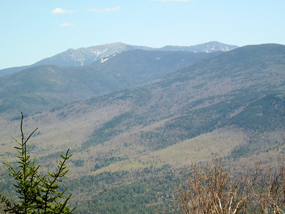 Franconia Ridge and Cannon