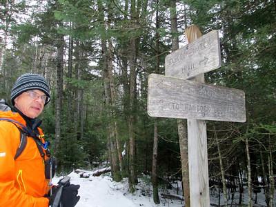 New trail ahead....