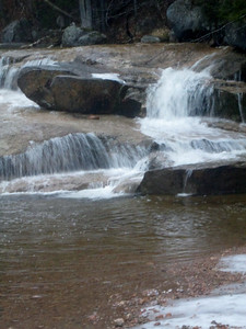 Nice little cascade at the end.
