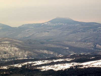 View of Camel's Hump