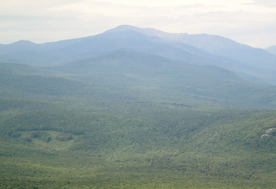 Mt. Washington and Isolation from just off the summit of Iron Mountain