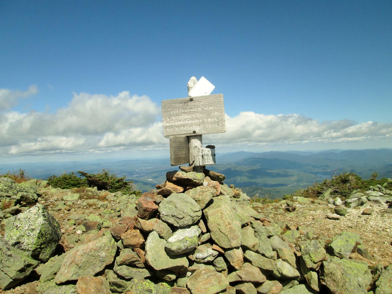 Redlining off.... I've hiked the Osgood Ridge Trail already.