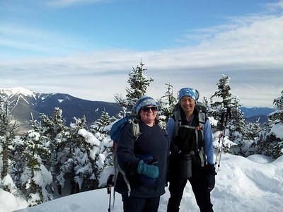 With GetawayGirl on North Kinsman  (photo courtesy of Deb)