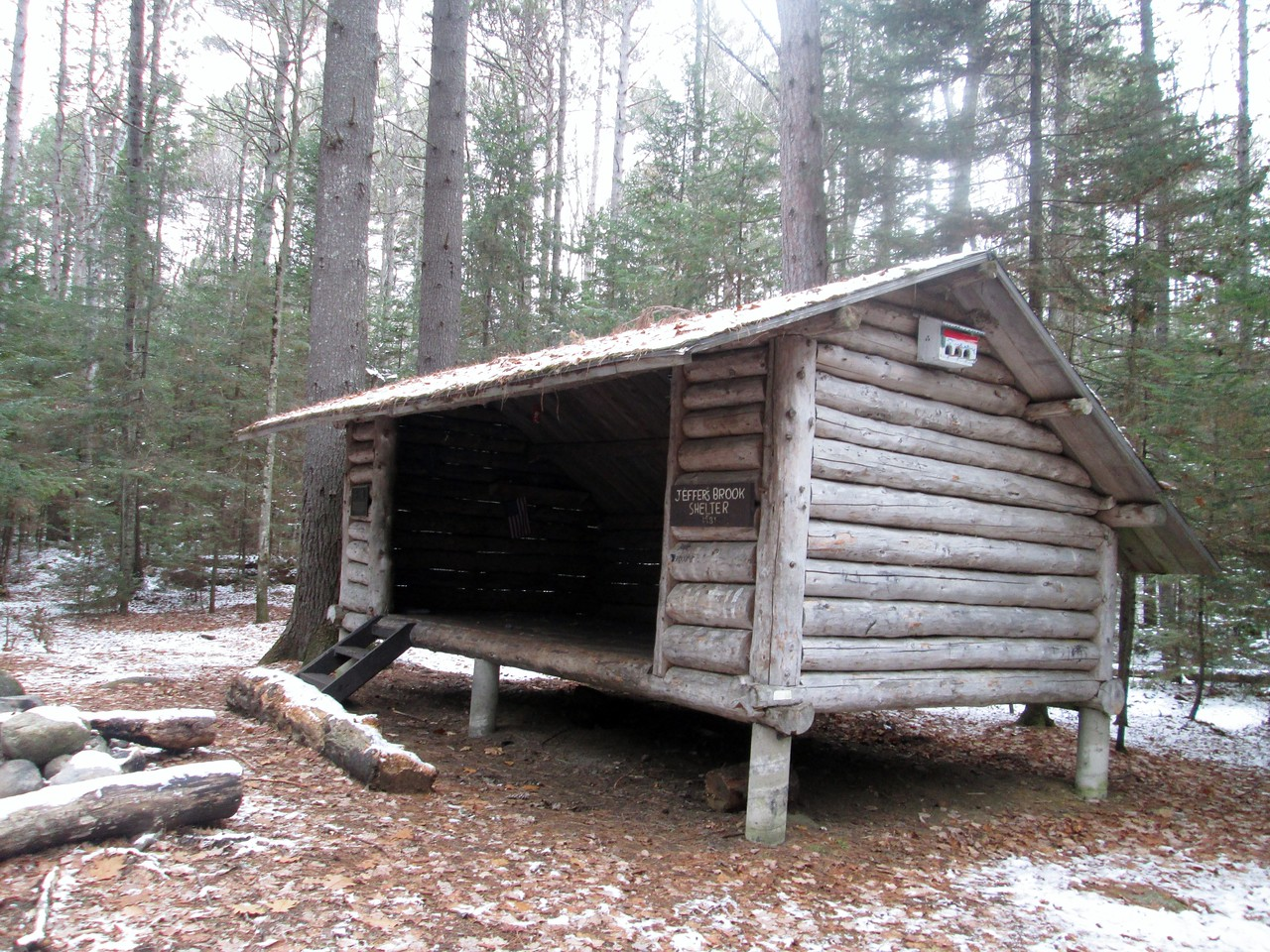 Jeffers Brook Shelter