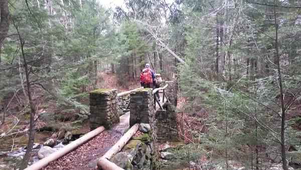 White Cliff redlinng hike. Dec. 12, 2015
