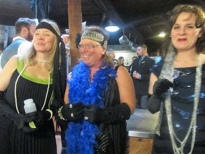 Mynetta, Amy and Lori