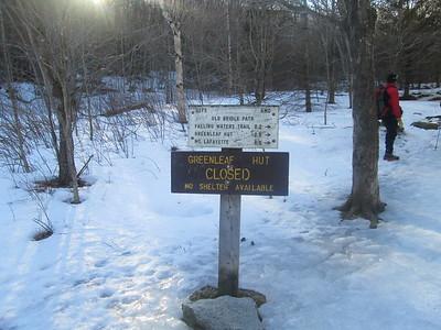Little Haystack hike 3.12.16