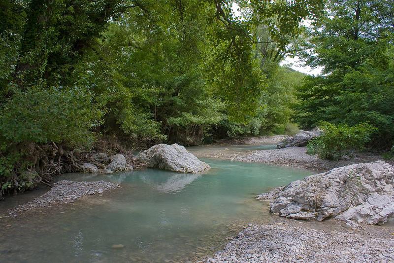 La vallée du Toulourenc
