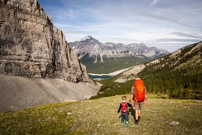 2015 Canada Hiking & Scrambling