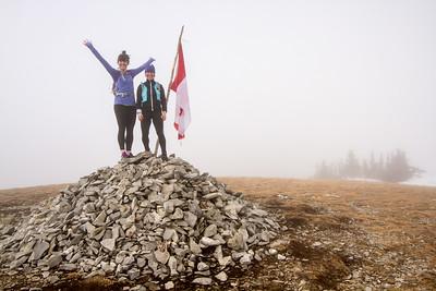 2016 Hiking & Scrambling Canada