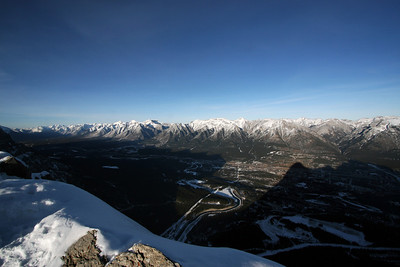 2010: Hiking Bow Valley