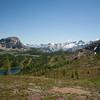 <b>30 July 2011</b> Citadel Peak and Mount Assiniboine
