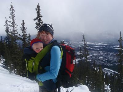 2011 Canada hiking