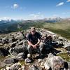 <b>30 July 2011</b> Joel has claimed Quartz Ridge as his own.