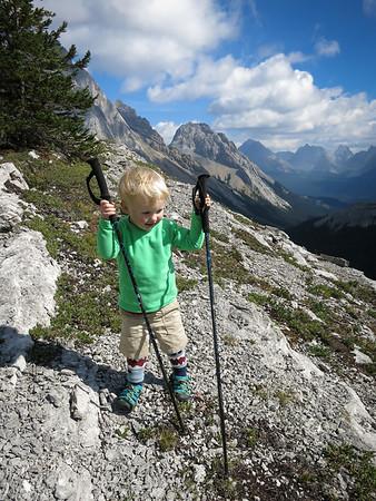 2013 Canada Hiking