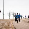 <b>18 Feb 2013</b> Frozen Ass 50, Calgary - A few kilometres in, feeling fine